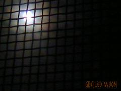 grilled moon